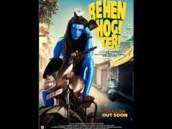 Behen Hogi Teri Poster Starring Rajkummar Rao