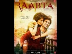 The First Poster Sushant Singh Rajput Kriti Sanon Raabta