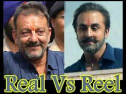 Ranbir Kapoor S Pictures As Sanjay Dutt Shouldn T Have Come Out Rajkumar Hirani