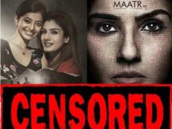 Raveena Tandon S Maatr Does Not Pass From Censor Board