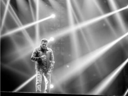 Salman Khan Rehearses For His Dabangg Tour