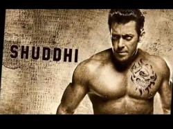 Was Salman Khan S Shuddhi Shelved After Recording The First Song