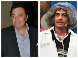 Rishi Kapoor Tweeted To Reunite Sunil Grover And Kapil Sharma Sunil Grover Says He Is Retired Hurt