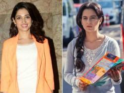 Tamannah Bhatia Talks About Shelved Queen Remake