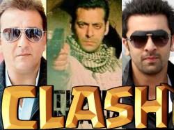 Ranbir Kapoor Dutt Salman Khan Tiger Zinda Hai Will Not Clash