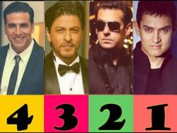 Top 10 Actors List Box Office Till April 2017