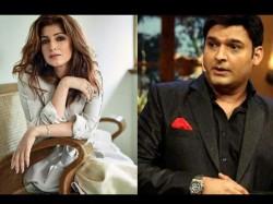 Twinkle Khanna Takes A Dig At Kapil Sharma