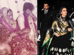 Anil Kapoor Sunita Kapoor Love Story On His Wedding Anniversary