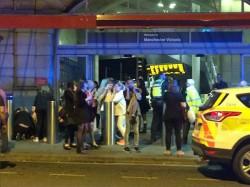 Suspected Terror Attack During Pop Concert In Manchester Arena