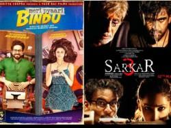 Meri Pyaari Bindu And Sarkar 3 Register Poor Occupancies At The Box Office