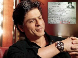 Shah Rukh Khan S Marksheet From College Days Goes Viral