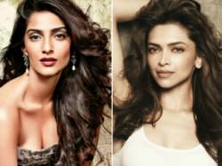 Sonam Kapoor Gets Mistaken As Deepika Padukone