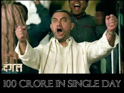 Aamir Khan S Dangal Box Office Collects 100 Crore In China On Third Saturday