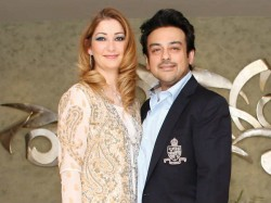 Popular Singer Adnan Sami And Roya Sami Blessed With Baby Girl