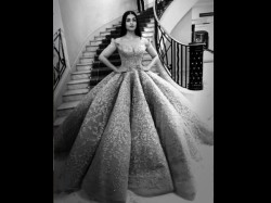 Aishwarya Rai Bachchan Stuns At Cannes 2017 Red Carpet