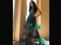 Cannes 2017 Aishwarya Rai Bachchan Looks Beautiful On Day One Event