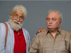 Amitabh Bachchan And Rishi Kapoor Will Share Screen After 26 Years In 102 Not Out