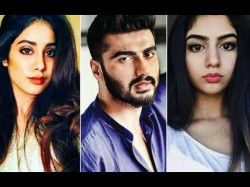 Arjun Kapoor Opens Up On Relationship With Step Sisters Jhanvi Kapoor And Khushi Kapoor