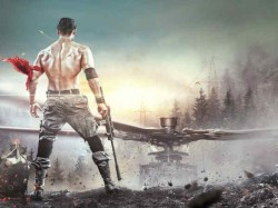 First Look Poster Tiger Shroff Starrer Baaghi