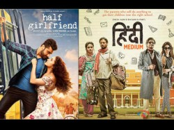 Box Office Predictions Half Girlfriend Hindi Medium