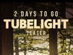 Salman Khan Tubelight New Poster 2 Days For Teaser