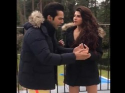 Varun Dhawan Loses Temper At Jacqueline Fernandez On Sets Judwaa
