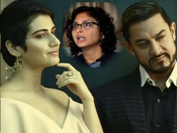Fatima Sana Shaikh Closeness With Aamir Khan Disturbing Wife Kiran