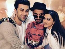 Deepika Padukone Romance With Ranbir Kapoor And Ranveer Singh