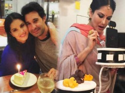 Sunny Leone Husband Daniel Weber Planned Romantic Birthday Surprise