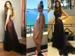 Deepika Padukone At Cannes 2017 See The Red Carpet Look