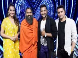 Baba Ramdev Apologies Sonakshi Sinha During Nach Baliye