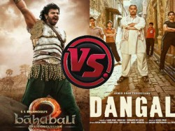 Dangal Box Office Baahubali 2 Box Office Lifetime Predictions