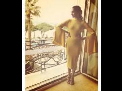 Deepika Padukone Starts Day 2 At Cannes