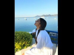 Deepika Padukone First Day At Cannes See Pics