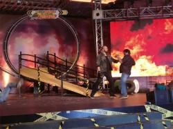 Rohit Shetty Injures Himself During Launch Khatron Ke Khiladi