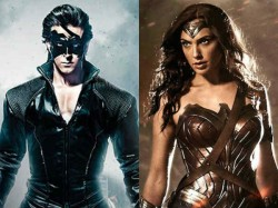 Hrithik Roshan Krrish 4 May Have Wonder Woman Connection