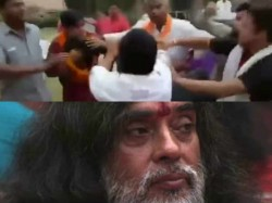 Bigg Boss 10 Ex Contestant Swami Om Beaten Up During An Event In Delhi
