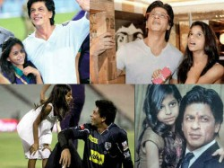 Shahrukh Khan S Daughter Suhana Khan S Birthday See Her Bonding With Shahrukh Khan