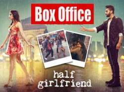 Half Girlfriend Box Office Collection Day 2 Saturday