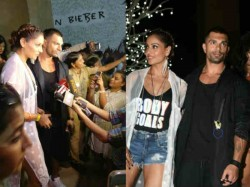 Karan Singh Grover Bipasha Basu Were Forced To Leave Justin Bieber Concert