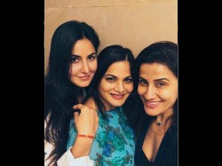 Katrina Kaif Spends Time Salman Khan Sister Alveera Agnihotri