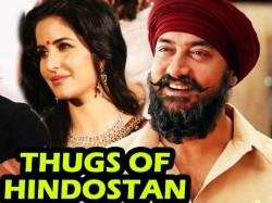 Katrina Kaif Finalised Thugs Of Hindostaan With Aamir Khan