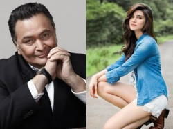 Kriti Sanon Reply At Rishi Kapoor For Saying Younger Stars Didnt Attend Vinod Khanna Funeral