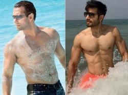 Karan Tacker Fitness Look Like Salman Khan Photo Alert