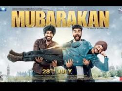 First Look Mubarakan Starring Anil Kapoor Arjun Kapoor