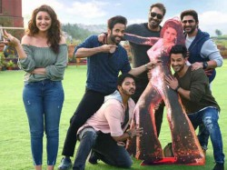 Golmaal Returns Team Again Promoted Parineeti Chopra Coming Movie Meri Pyaari Bindu
