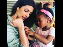 Priyanka Chopra Enjoying With Kids During Unicef Visit See Videos