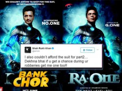 Shahrukh Khan On Raone Second Part
