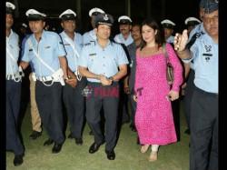 Sachin Tendulkar Holds Screening Sachin A Billion Dreams For Armed Forces
