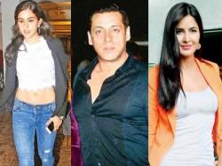 Katrina Kaif Ayush Sharma Together In Salman Khan S Raat Baaki